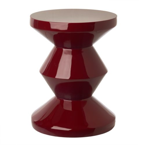 zig zag side table