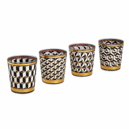Versailles Glassware Set