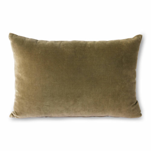 Velvet Cushion Army